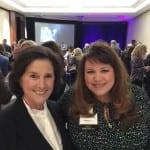 Deborah Sexton and Missy Johnson