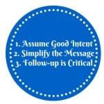 3 Communication Tips